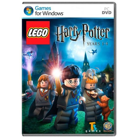 Jogo LEGO Harry Potter: Years 1-4 - PC