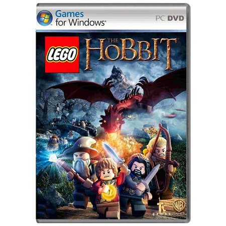 Jogo LEGO The Hobbit - PC