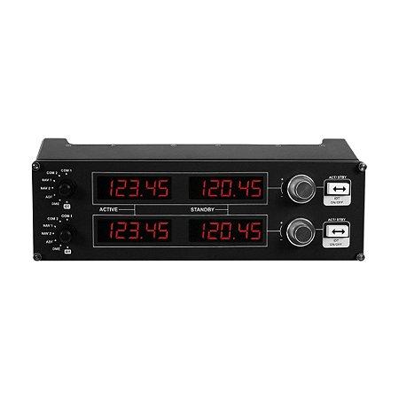 Flight Radio Panel Logitech 945-000029 - PC