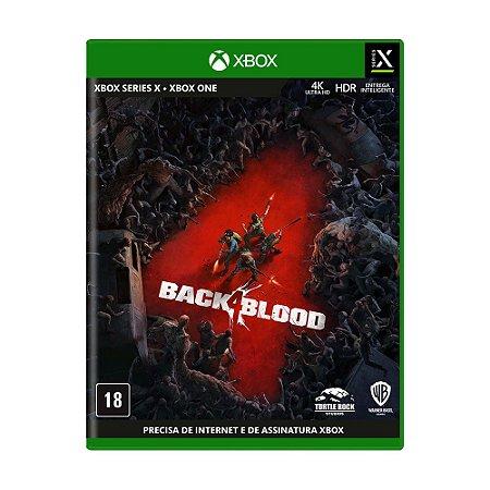 Jogo Back 4 Blood - Xbox