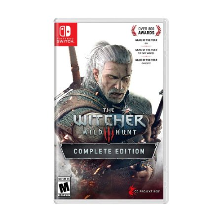Jogo The Witcher 3: Wild Hunt (Complete Edition) - Switch