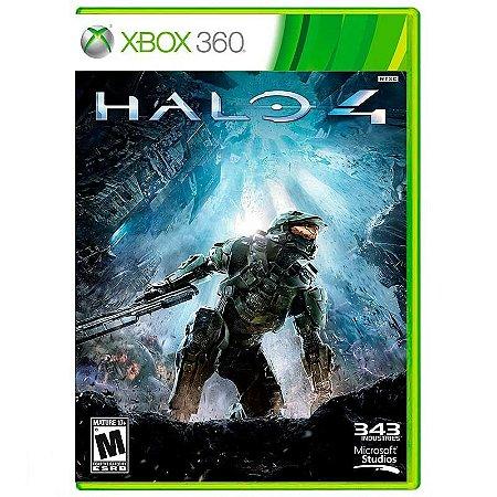 Jogo Halo 4 - Xbox 360