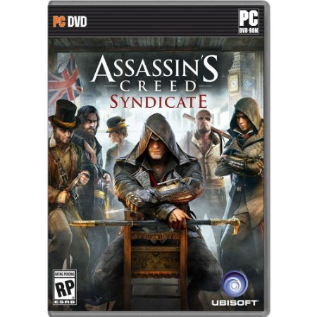 Jogo Assassin's Creed Syndicate (Edição Limitada) - PC