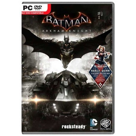 Jogo Batman: Arkham Knight - PC