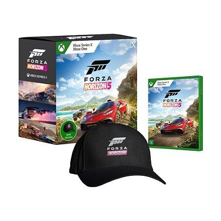 Jogo Forza Horizon 5 (Edição Exclusiva) - Xbox