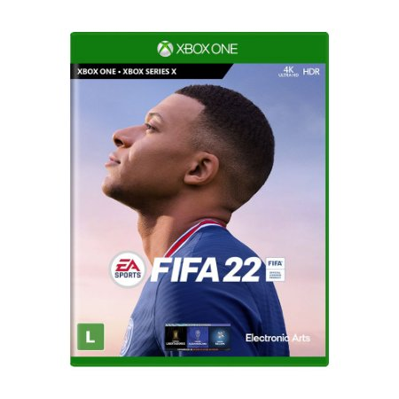 Jogo FIFA 22 - Xbox One