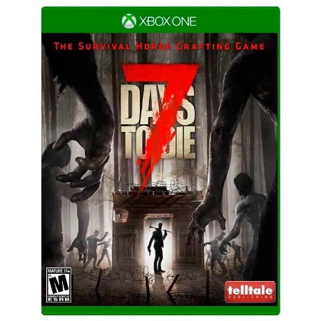 Jogo 7 Days to Die - Xbox One