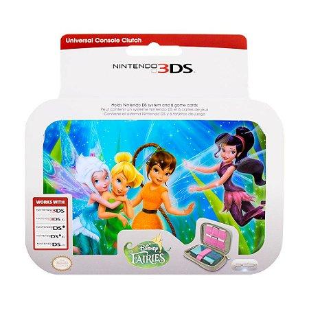 Case Nintendo 3DS Verde Princesa Disney - Nintendo 3DS, 3DS XL, DSi e DS Lite