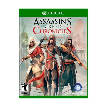 Jogo Assassin's Creed: Chronicles - Xbox One