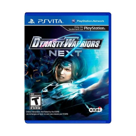 Dynasty Warriors NEXT - PS Vita