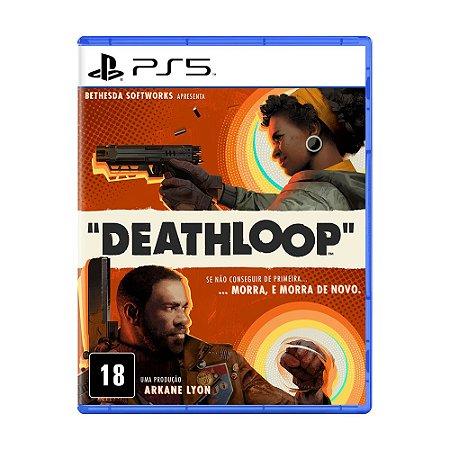 Jogo Deathloop - PS5