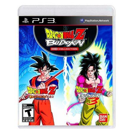 Jogo Dragon Ball Z: Budokai HD Collection - PS3