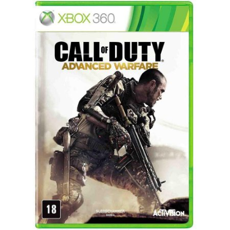 Jogo Call of Duty: Advanced Warfare - Xbox 360