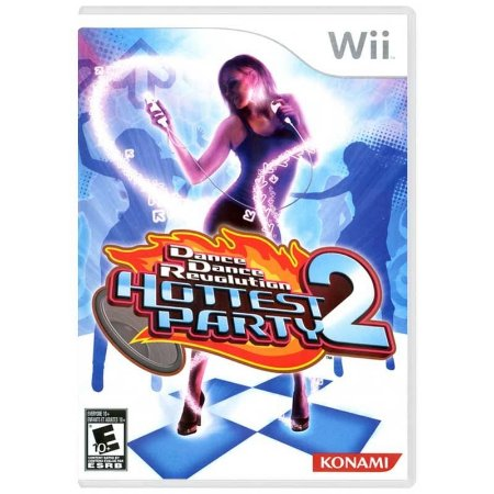 Jogo Dance Dance Revolution 2: Hottest Party - Wii