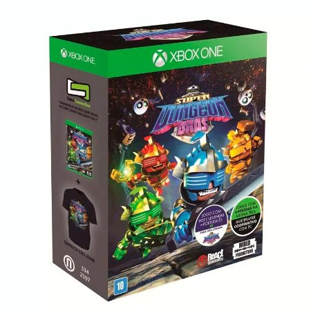Jogo Super Dungeon Bros. - Xbox One