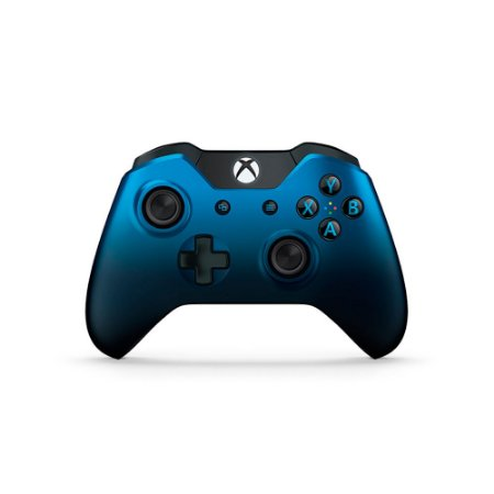 Controle Microsoft Dusk Shadow sem fio - Xbox One