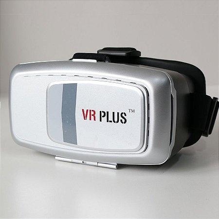 Óculos de realidade virtual VR Plus