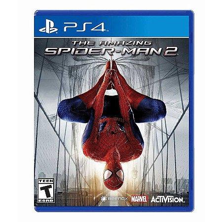 Jogo The Amazing Spider-man 2 (Homem aranha) - PS4