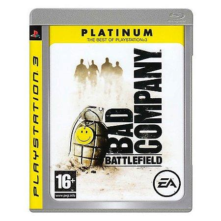 Jogo Battlefield Bad Company - PS3