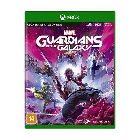 Jogo Marvel's Guardians of the Galaxy - Xbox