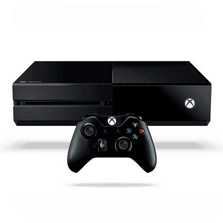 Console Xbox One 500 GB - Microsoft