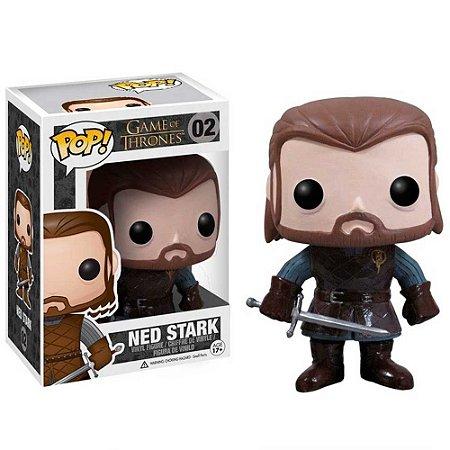 Boneco Ned Stark Game of Thrones - Funko Pop
