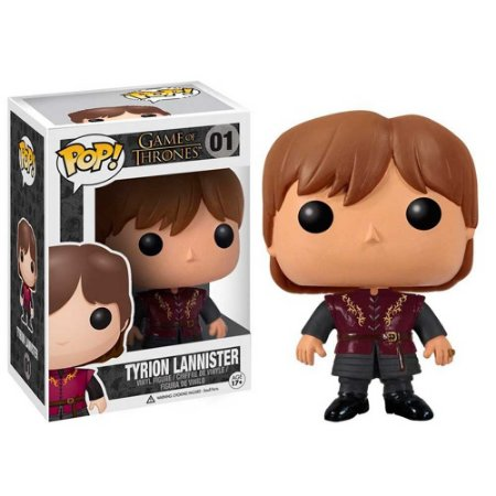 Boneco Tyrion Lannister Game of Thrones - Funko Pop