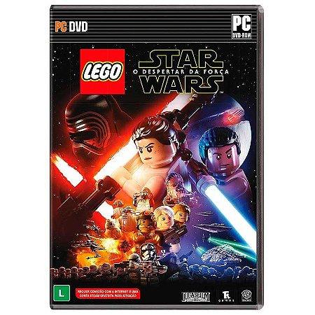 Jogo LEGO Star Wars: O Despertar da Força - PC