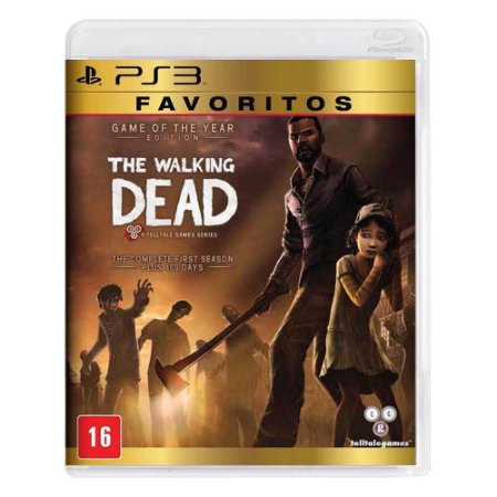 Jogo The Walking Dead (GOTY) - PS3