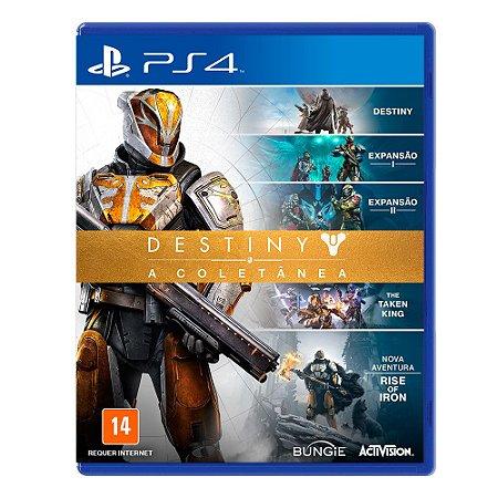 Jogo Destiny: The Collection - PS4