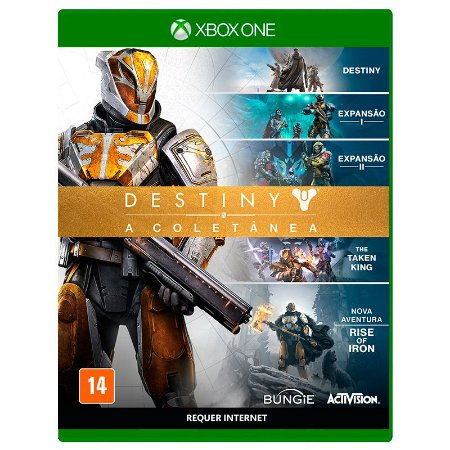 Jogo Destiny: The Collection - Xbox One