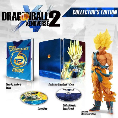 Jogo Dragon Ball: Xenoverse 2 (Collector's Edition) - Xbox One