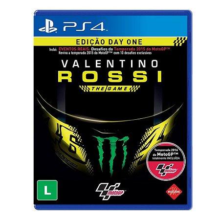 Jogo Valentino Rossi: The Game (Edição Day One) - PS4