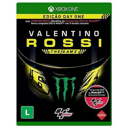 Jogo Valentino Rossi: The Game (Edição Day One) - Xbox One