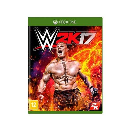 Jogo WWE 2K17 - Xbox One