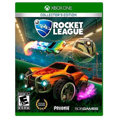 Jogo Rocket League (Collector's Edition) - Xbox One