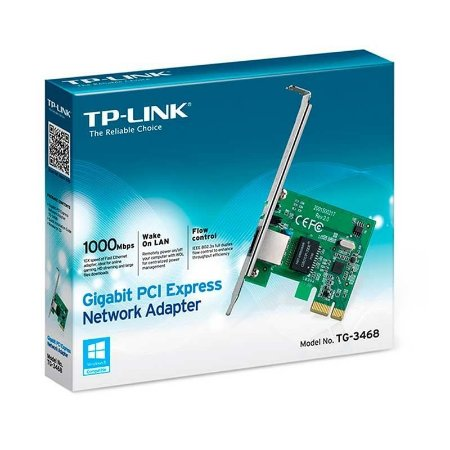 Placa de Rede TP-Link 1000Mbps TG-3468 - PC