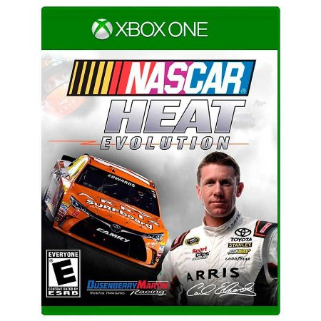Jogo Nascar Heat Evolution - Xbox One
