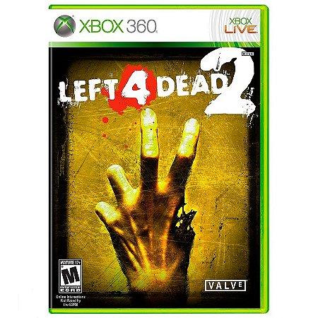 Jogo Left 4 Dead 2 - Xbox 360