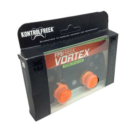 Kontrol Freek Vortex Laranja - PS4