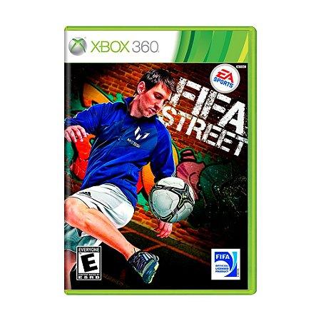 Jogo Fifa Street 4 - Xbox 360