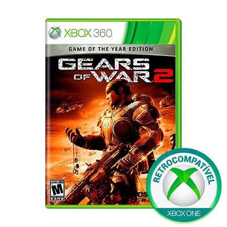 Jogo Gears of War 2 (GOTY) - Xbox 360