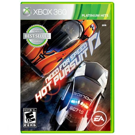 Jogo Need for Speed: Hot Pursuit - Xbox 360