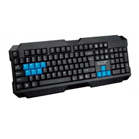 Teclado Hyper Mega Gamer Evolution HM888 USB - PC