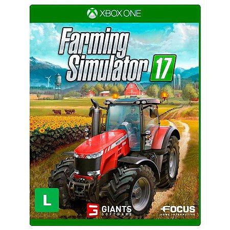 Jogo Farming Simulator 17 - Xbox One