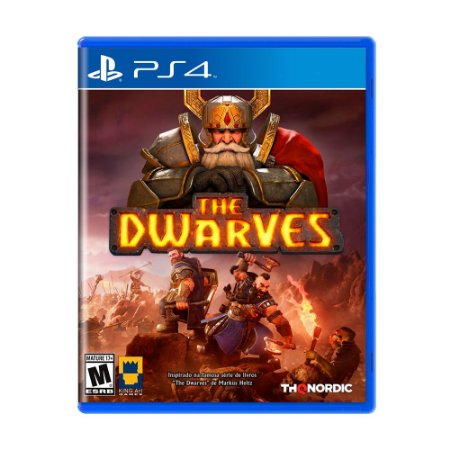 Jogo The Dwarves - PS4
