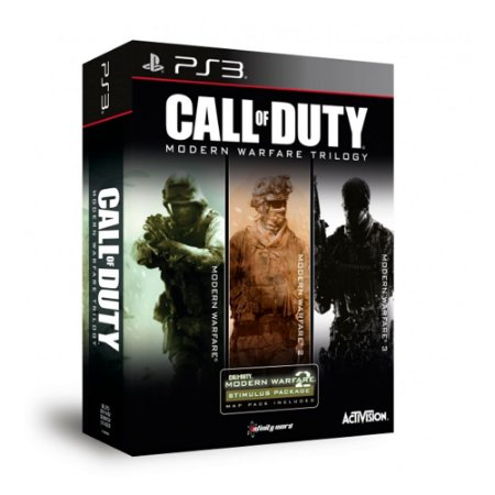 Jogo Call of Duty: Trilogia do Modern Warfare - PS3
