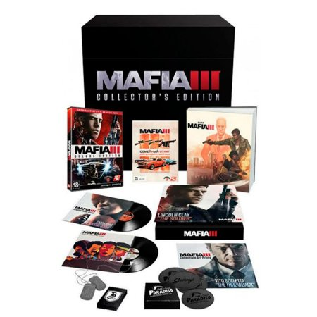 Jogo Mafia III (Collector's Edition) - Xbox One