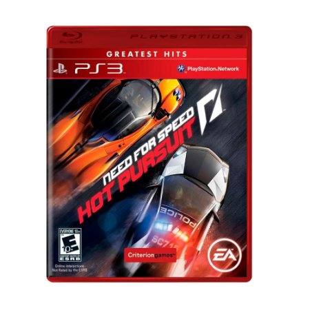 Jogo Need for Speed: Hot Pursuit - PS3