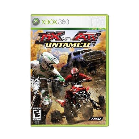 Jogo MX vs. ATV Untamed - Xbox 360